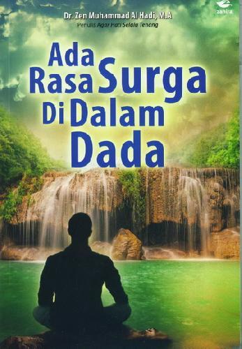 Cover Buku Ada Rasa Surga Dalam Dada