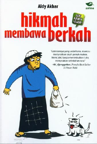 Cover Buku Hikmah Membawa Berkah