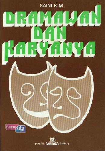 Cover Buku Dramawan Dan Karyanya