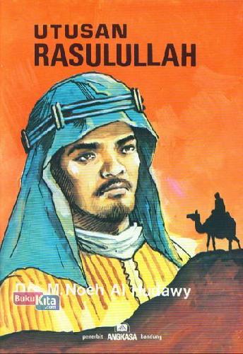 Cover Buku Utusan Rasulullah
