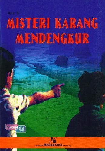 Cover Buku Misteri Karang Mendengkur