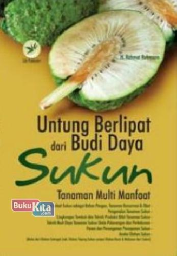 Cover Buku Untung Berlipat Dari Budi Daya Sukun