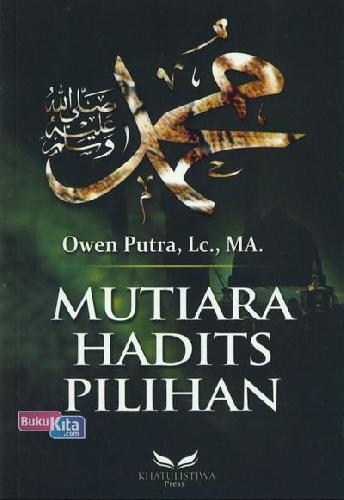 Cover Buku Mutiara Hadits Pilihan