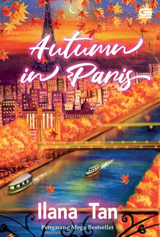 Cover Buku Metropop: Autumn In Paris (Cover Baru)