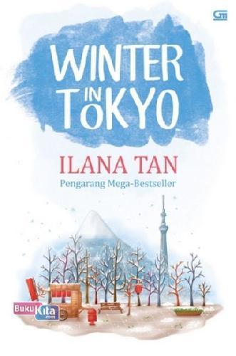 Cover Buku Metropop: Winter In Tokyo (Cover Baru)