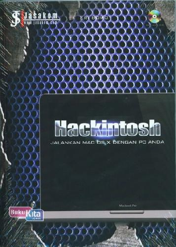 Cover Buku Hackintosh: Jalankan Mac Os X Dengan Pc Anda
