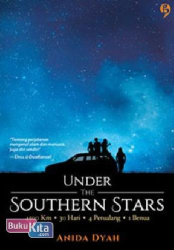 Cover Buku Under the Southern Stars