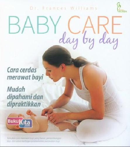 Cover Buku Baby Care Day By Day