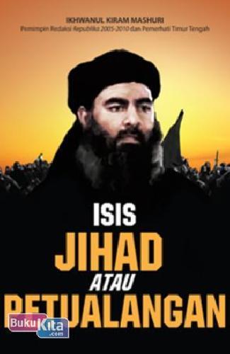 Cover Buku Isis Jihad Atau Petualangan