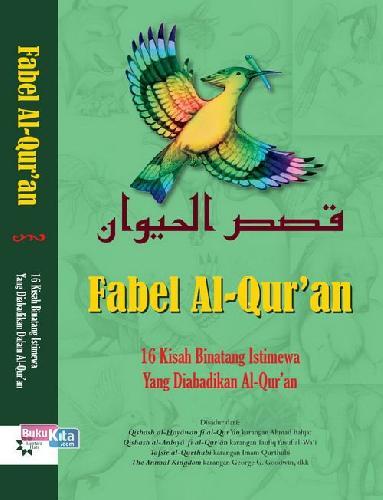 Cover Buku FABEL AL-QUR