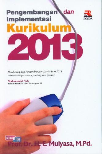 Cover Buku Pengembangan dan Implementasi Kurikulum 2013