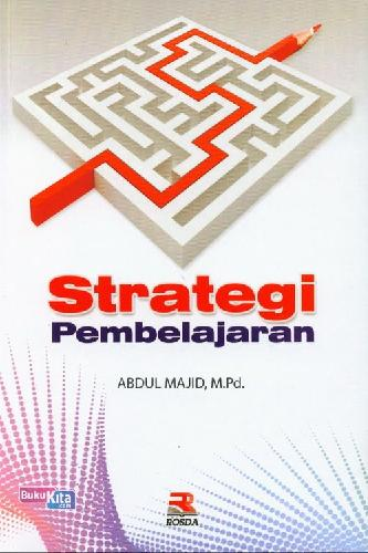 Cover Buku Strategi Pembelajaran
