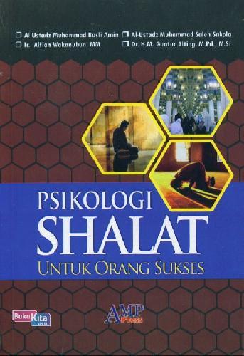 Cover Buku Psikologi Shalat Untuk Orang Sukses
