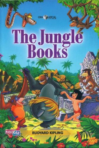 Cover Buku The Jungle Books