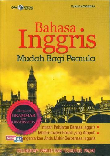 Cover Buku Bahasa Inggris Mudah Bagi Pemula