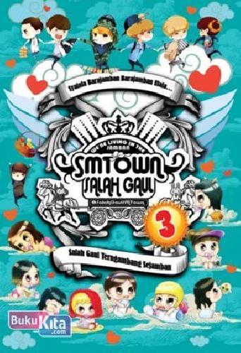Cover Buku SMTown Salah Gaul 3