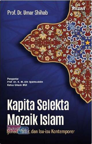 Cover Buku Kapita Selekta Mozaik Islam (Hc)