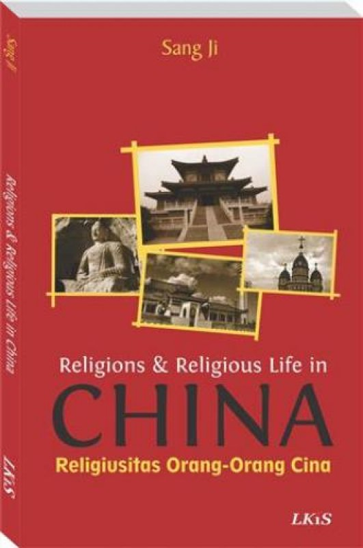 Cover Buku Religions & Religious Life in China