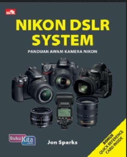 Cover Nikon Dslr System (Disc 50%)
