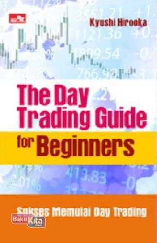 Cover Buku Day Trading Guide For Beginners,The