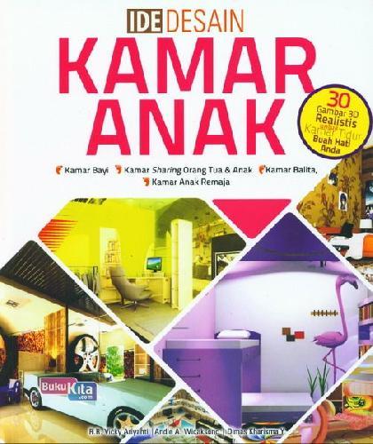 Cover Buku Ide Desain Kamar Anak