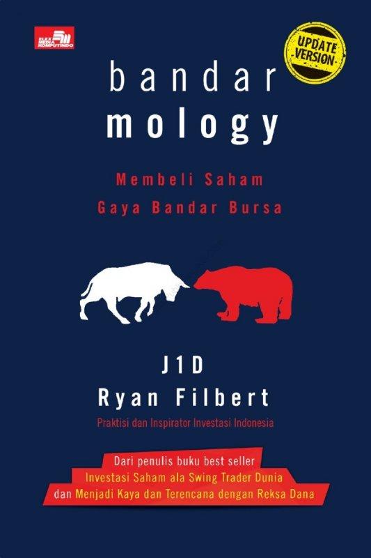 Cover Belakang Buku Bandarmology ( Update Version )