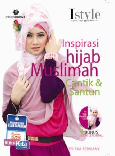 Cover Buku Inspirasi Hijab Muslimah Cantik dan Santun