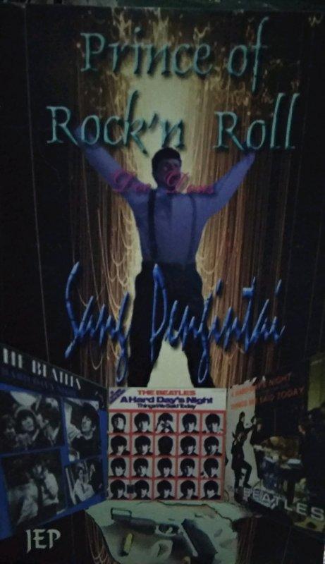 Cover Buku Prince of Rock