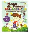 1 Jam Pandai Matematika Menulis Dan Berhitung Angka