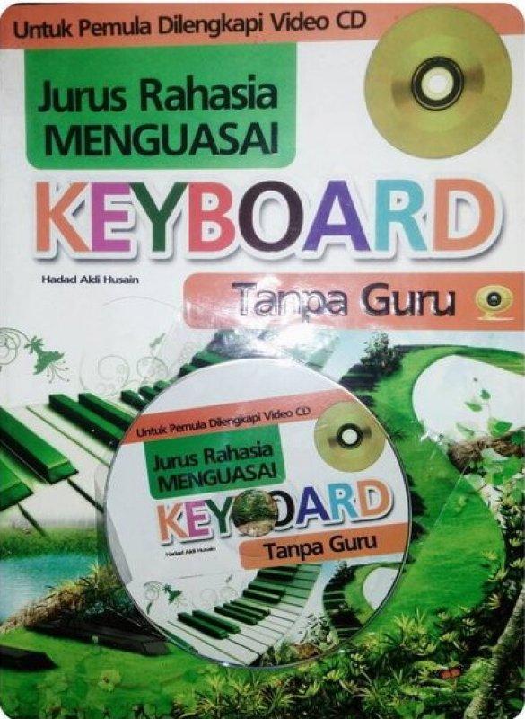 Cover Buku JURUS RAHASIA MENGUASAI KEYBOARD TANPA GURU