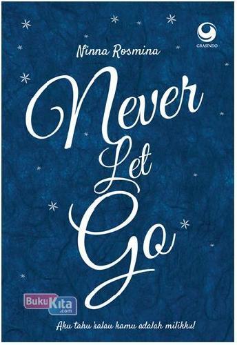 Cover Buku Never Let Go