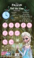 Poster Frozen - Telling The Time