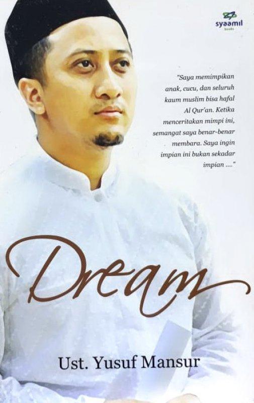 Cover Buku DREAM