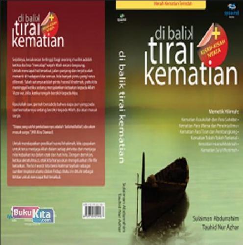Cover Buku Di Balik Tirai Kematian
