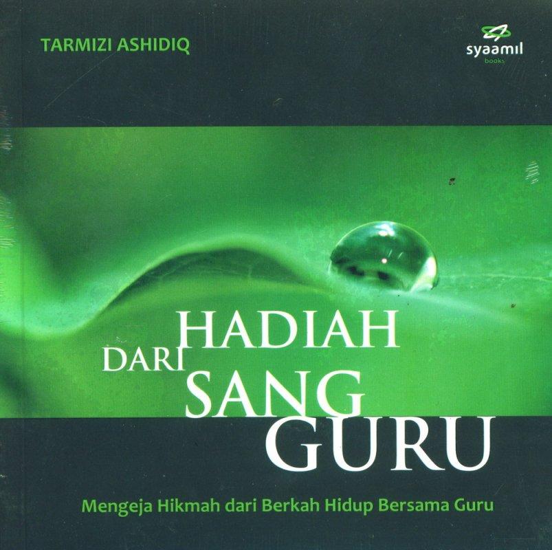 Cover Buku HADIAH DARI SANG GURU