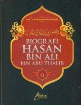 BIOGRAFI HASAN BIN ALI BIN ABU THALIB (HARD COVER)