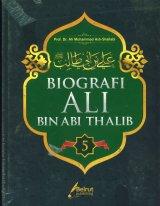 BIOGRAFI ALI BIN ABI THALIB JILID 5 (HARD COVER)