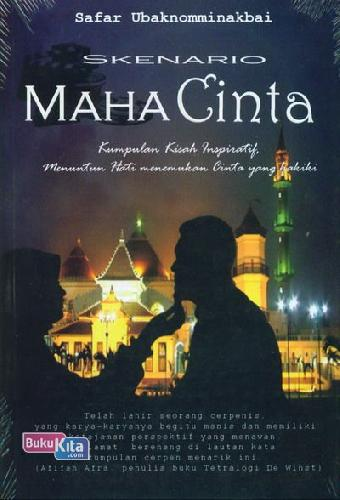 Cover Buku Skenario Maha Cinta