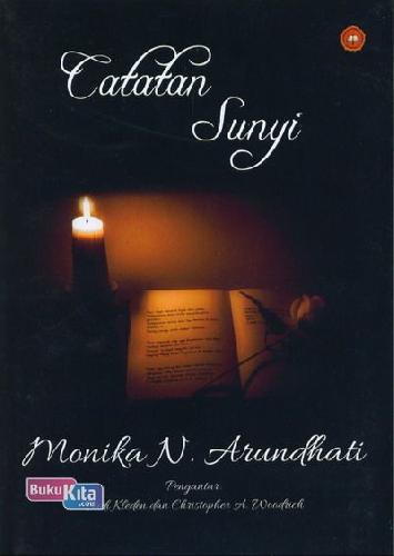 Cover Buku Catatan Sunyi