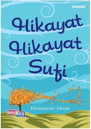 Cover Buku Hikayat2 Sufi