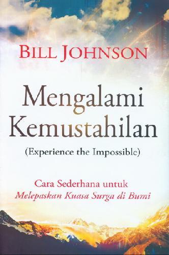 Cover Buku Mengalami Kemustahilan