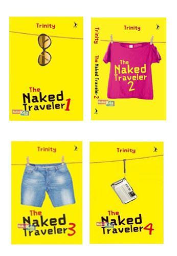 Cover Belakang Buku Paket The Naked Traveler Republish 1-4