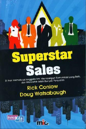 Cover Buku Superstar Sales