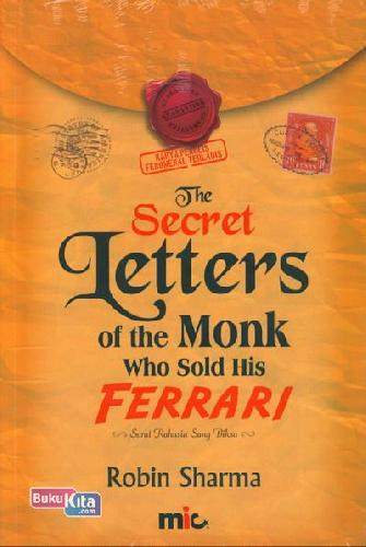 Cover Buku The Secret Letters of the Monk Who Sold His Ferrari