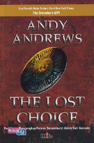 Cover Buku The Lost Choice