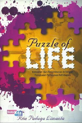 Cover Buku Puzzle of Life