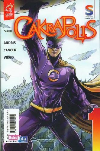 Cover Buku Cakrapolis