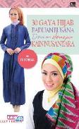 30 Gaya Hijab Panduan Busana Denim Dengan Kain Nusantara