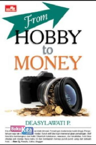 Cover Buku From Hobby To Money