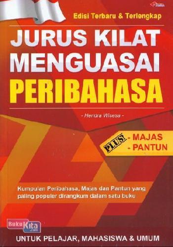 Cover Buku Jurus Kilat Menguasai Peribahasa